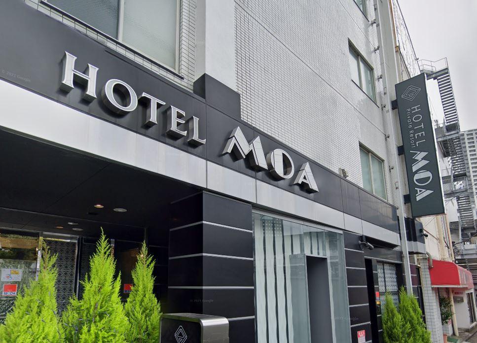 川崎駅のラブホテル