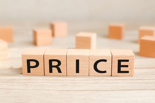 割り切りの価格相場